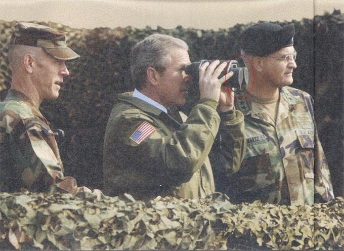 Bush; la visión de un gran estratega