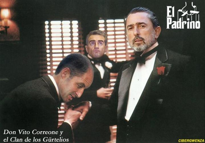El padrino Correa