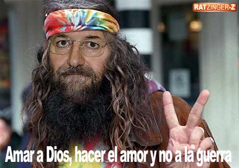 Rajoy hippie