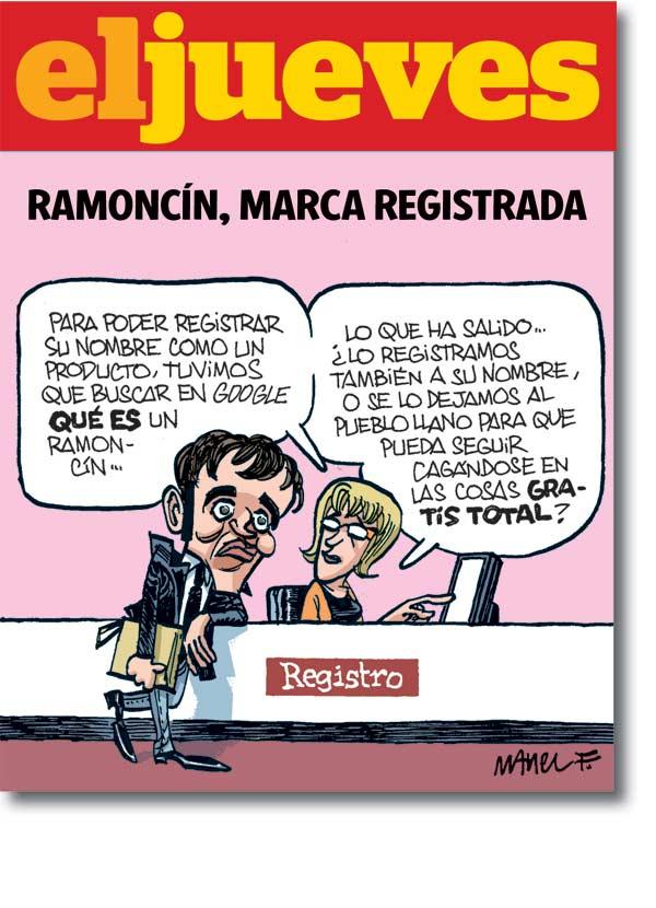 Ramoncín - Marca registrada
