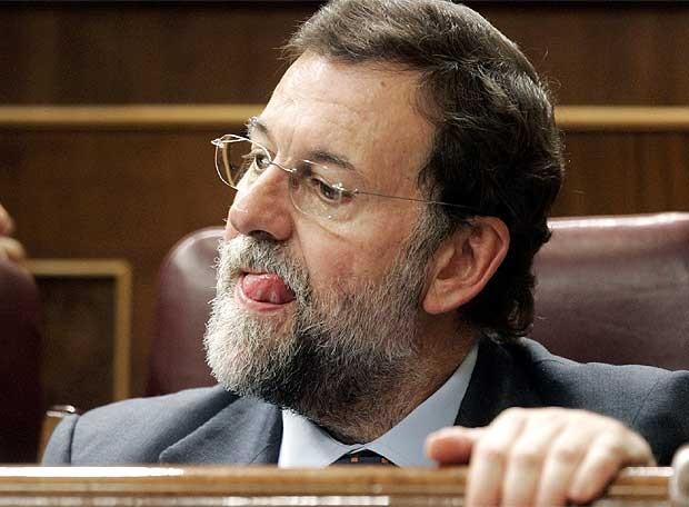 Mariano Rajoy, ese insigne estadista