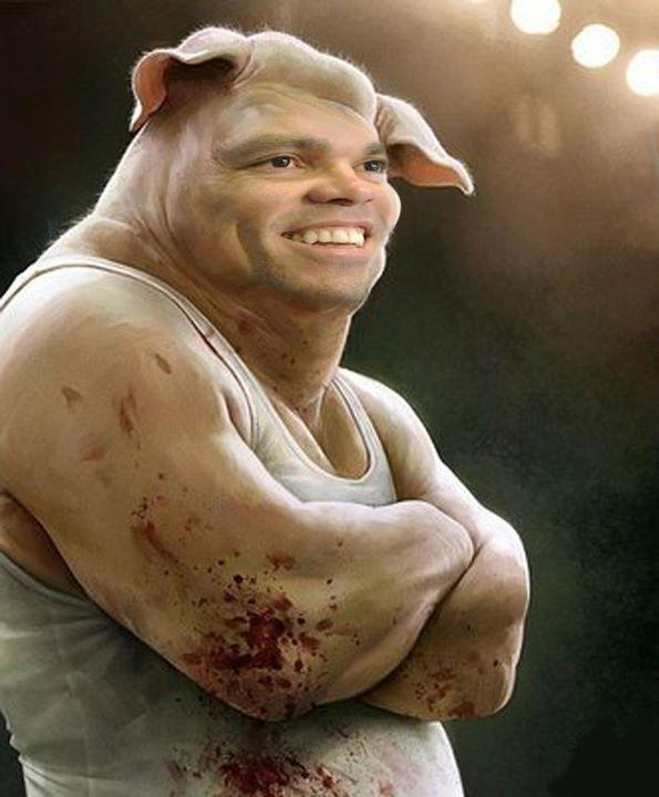 Pepe el carnicero