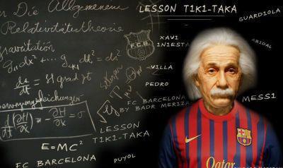 Un genio del Barça