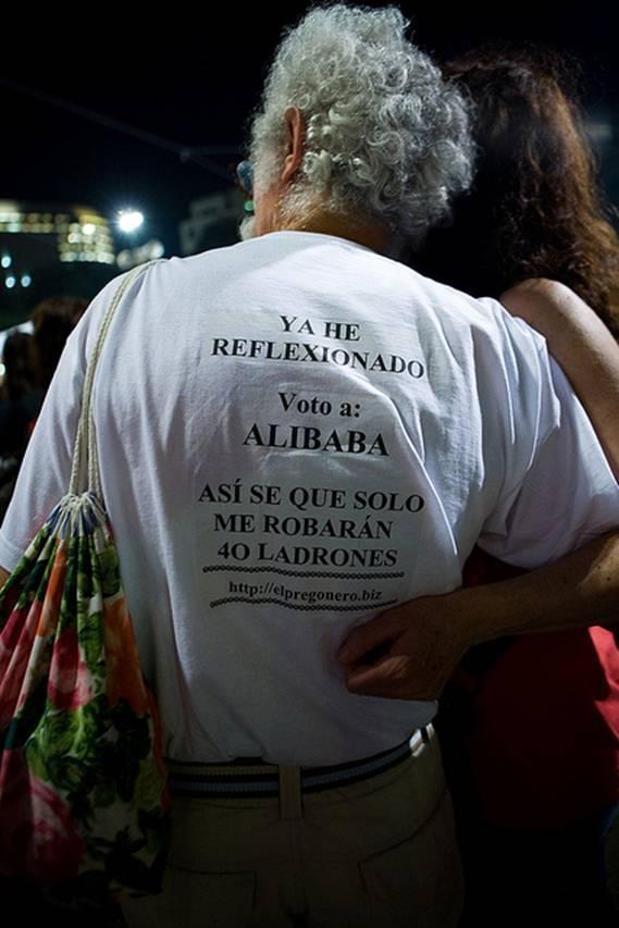 Vota a Alibabá