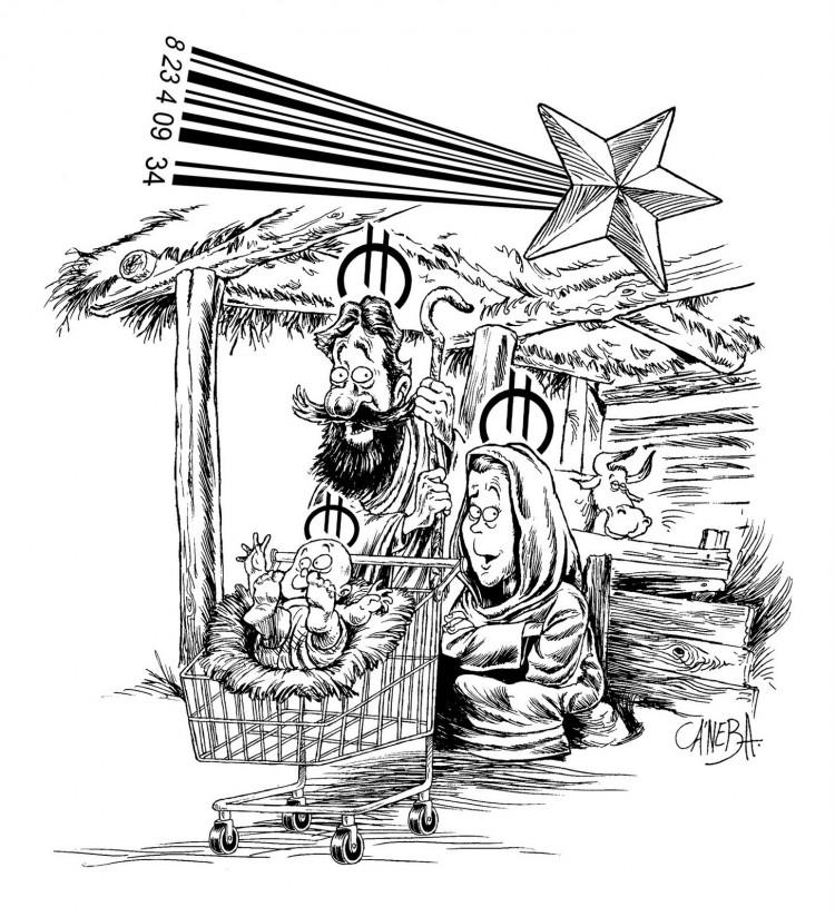 Caneba: Navidad actual