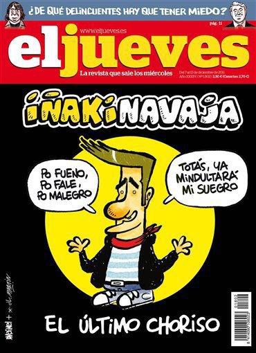 Iñaki Navaja - El último choriso
