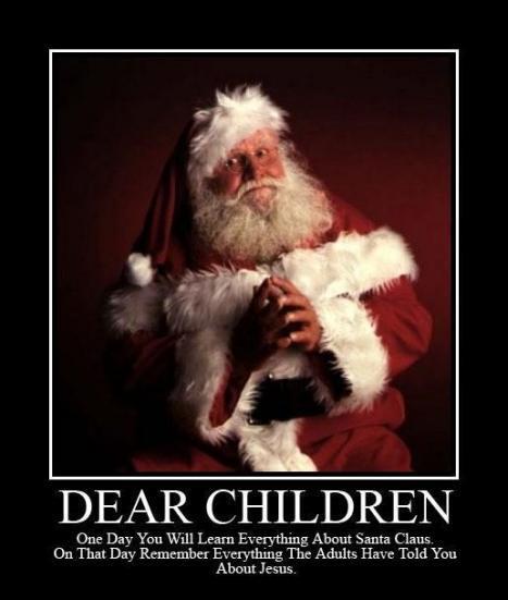 La verdad sobre Santa Claus