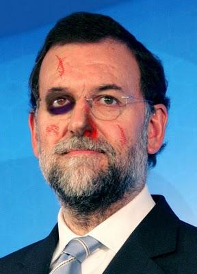 Mariano tras el Congreso del PP