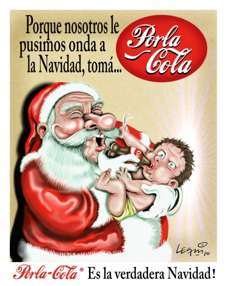 Navidad Porla-Cola