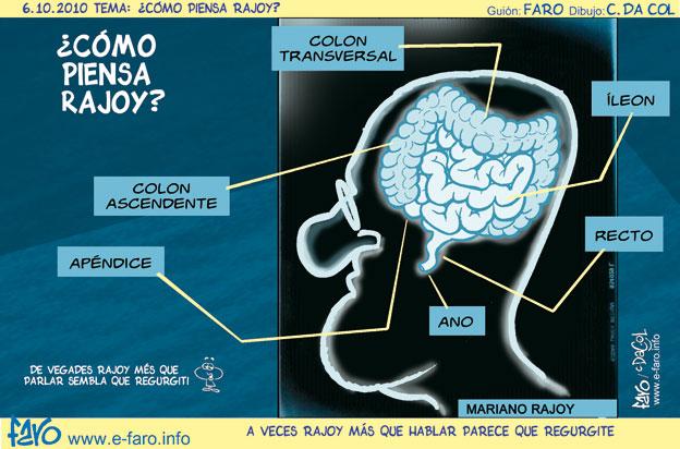 Faro: El cerebro de Mariano
