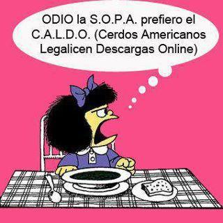 No a la SOPA