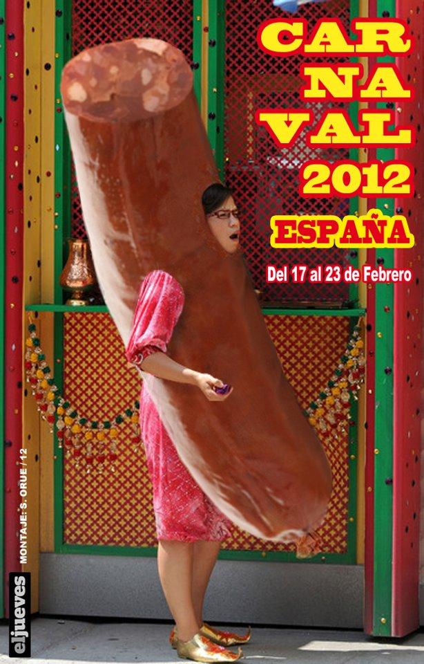 Carnaval nacional (de los chorizos)