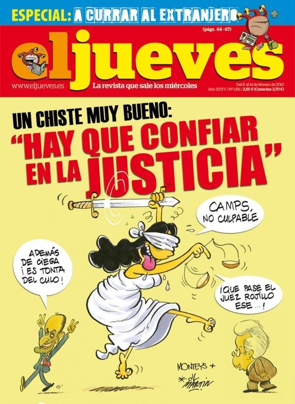 #ApoyoAGarzón La In-justicia española