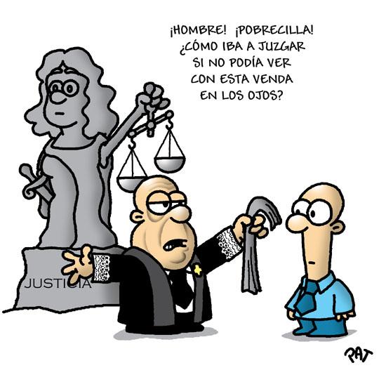 #ApoyoAGarzón La justicia ahora ya ve (a su víctima)