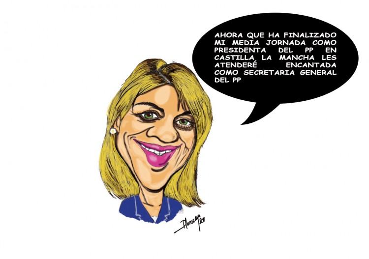 Mediajornada Cospedal