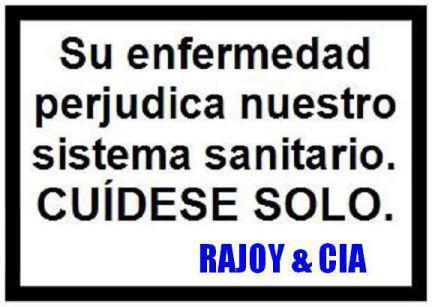 #reformalaboral Sistema sanitario del PP