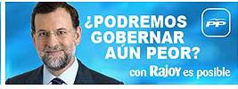 ¿Podemos gobernar aún peor? Con Rajoy es posible