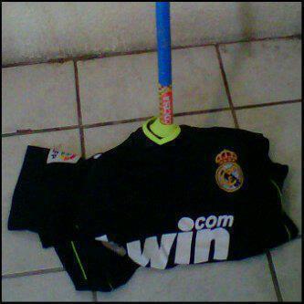 Teletienda - El mocho del Real Madrid