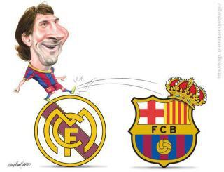 Messi y la corona