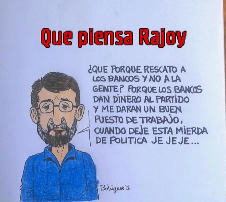 ¿Qué piensa Rajoy?