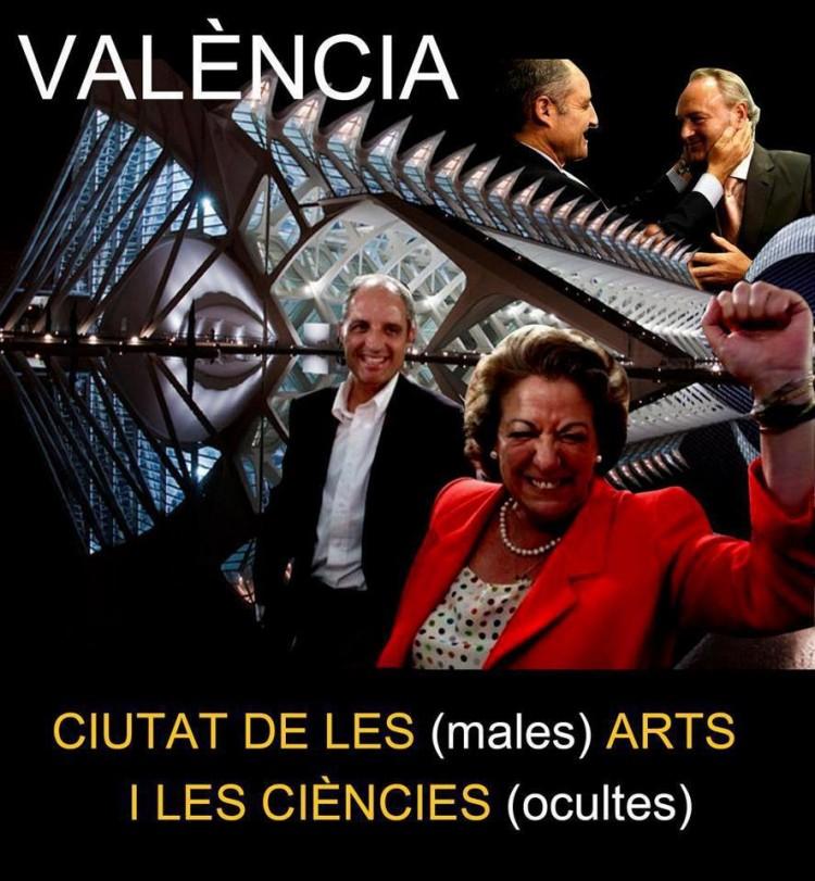 Valéncia - Ciutat de les (males) Arts i les Ciències (ocultes)