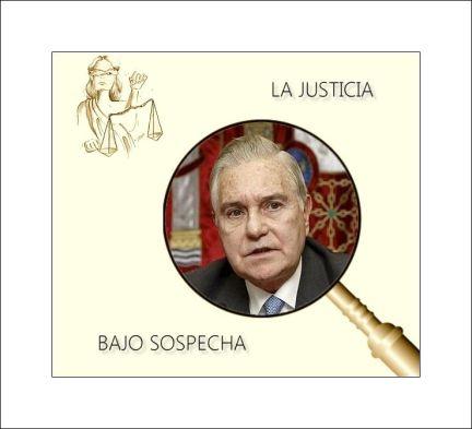 Carlos Dívar - La Justicia bajo sospecha