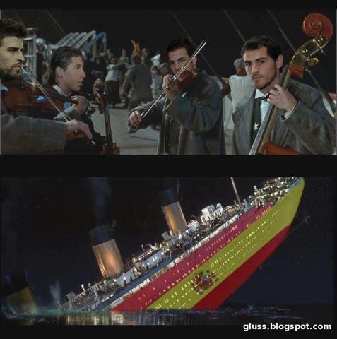 La orquesta del Espanic