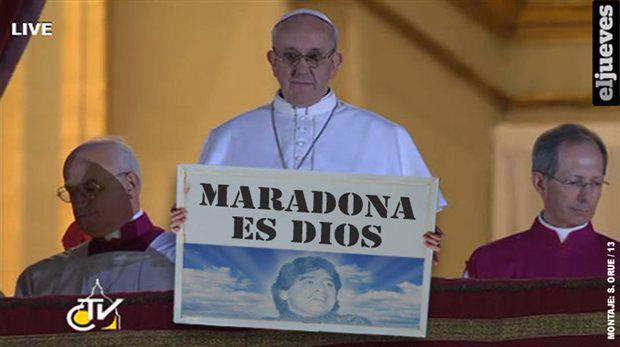 Paco I: Maradona es Dios