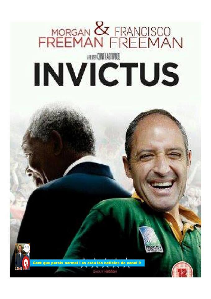 Francisco Freeman en Invictus