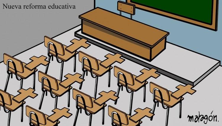La nueva reforma educativa de Wert