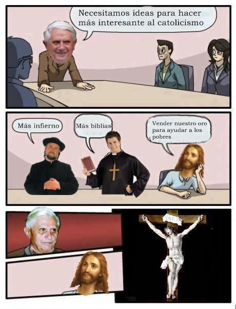 Ideas para promover el catolicismo