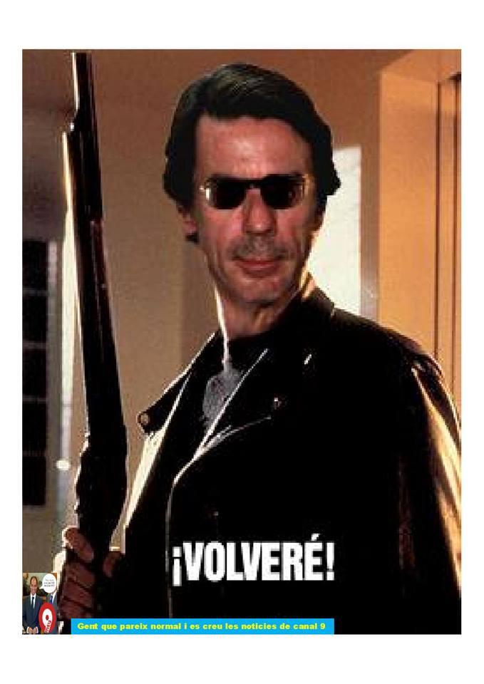 JoseMari en Volveré