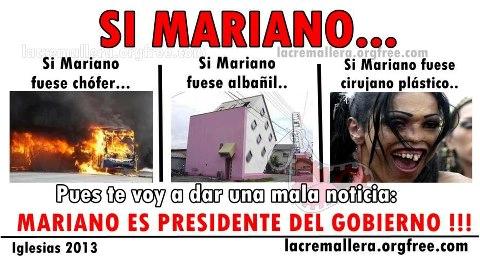 Si Mariano ...