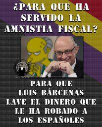 Montoro explica la amnistía fiscal