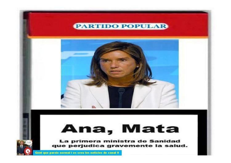 Ana, Mata