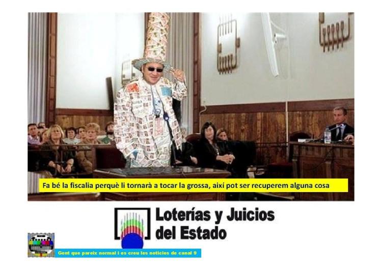 Loterías y Juicios del Estado