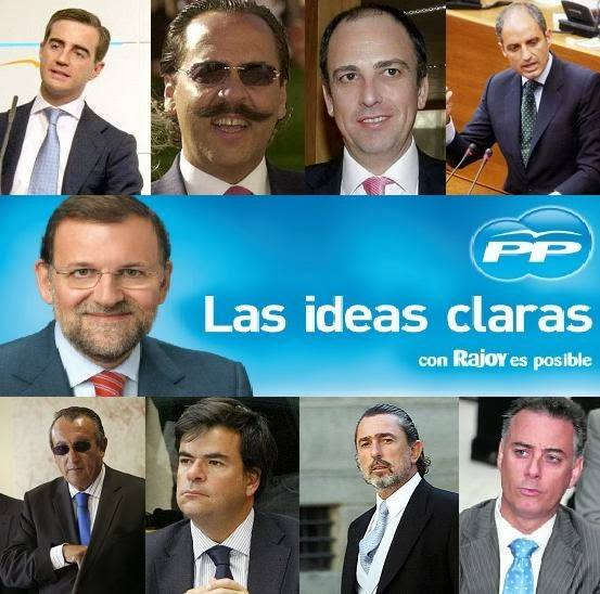 Las ideas claras con Rajoy es posible
