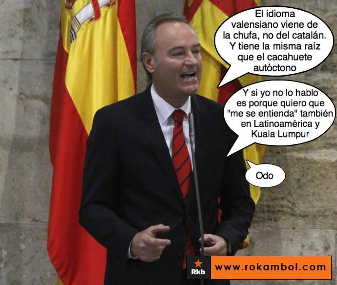 El idioma valensiano