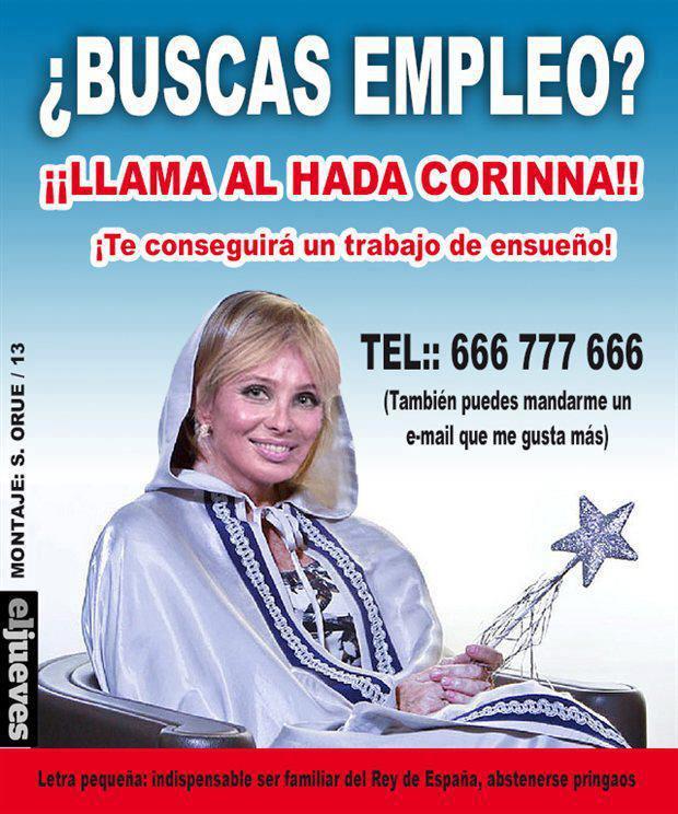 El Hada Corinna