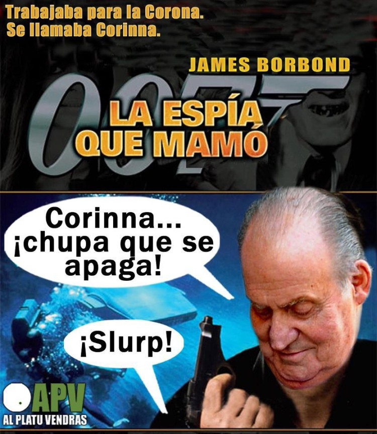 Juan Carlos y Corinna