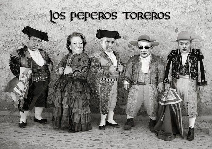 Los Peperos Toreros