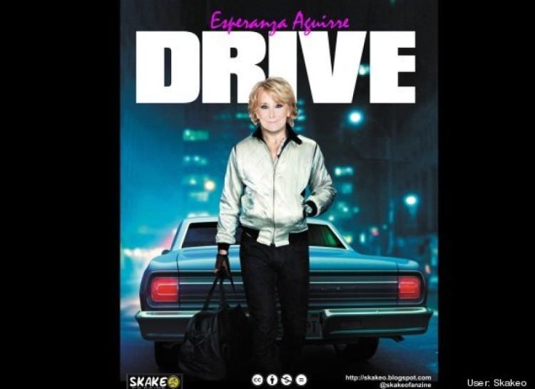 Esperanza Aguirre en Drive