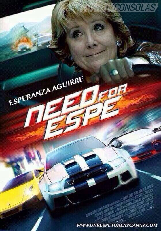 Need for Espe