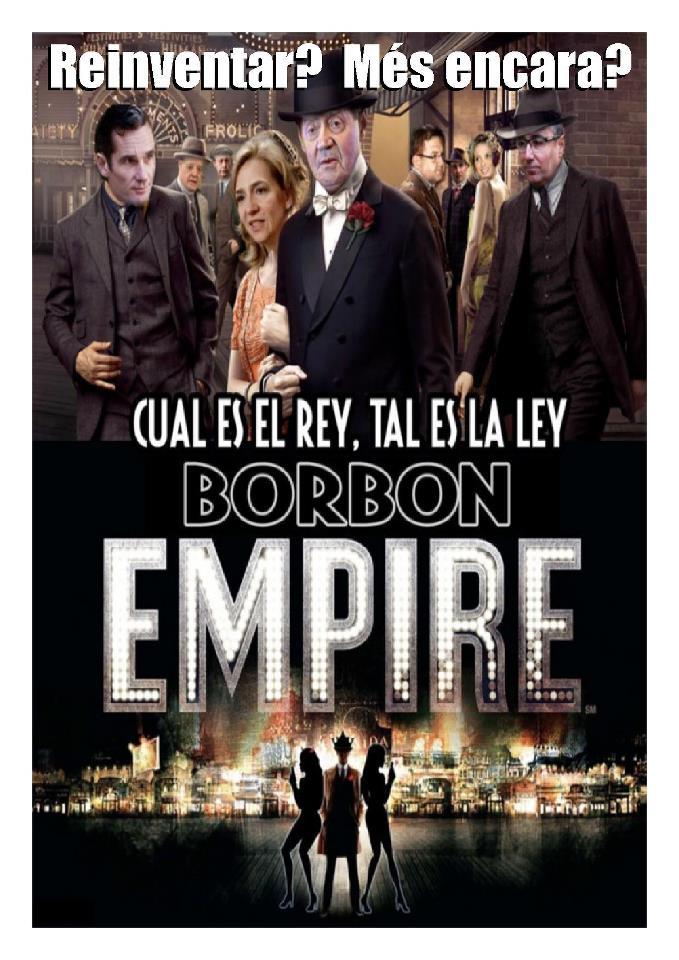 Borbón Empire