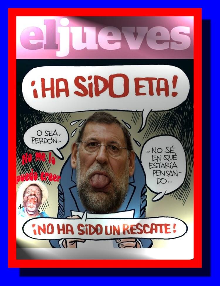 Rajoy: ha sido ETA