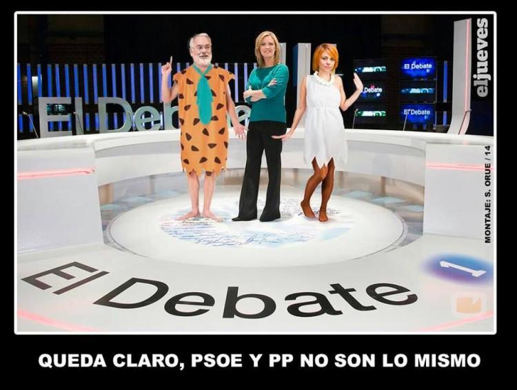 El debate bipartito