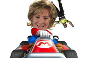 Mario Espe a la fuga