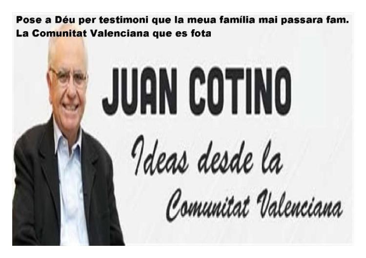 Ideario de Cotino