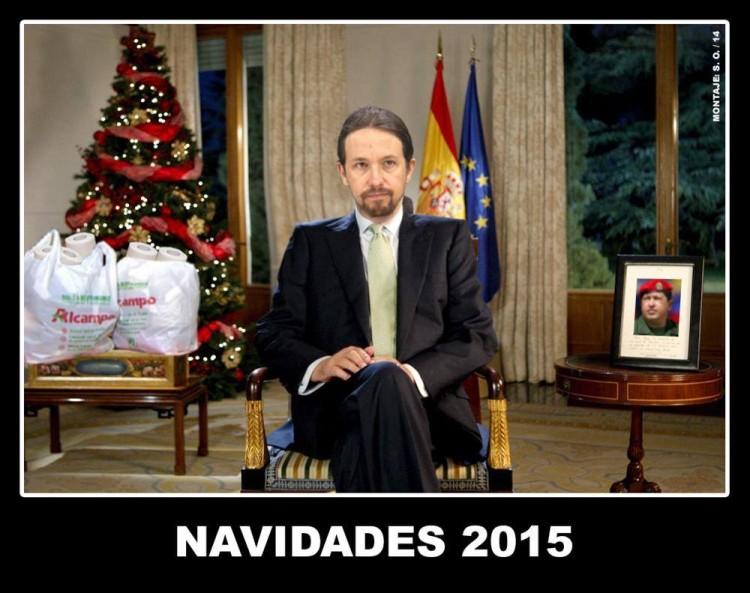 Discurso de Navidad 2015