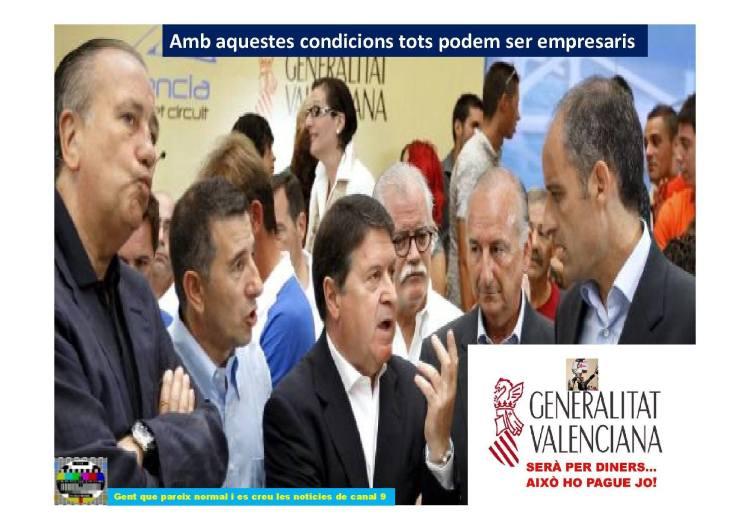 Empresaris valencians